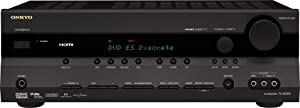 Onkyo TX-SR505 7.1 Channel Home Theater Receiver (Black) (Discontinued by Manufacturer)
