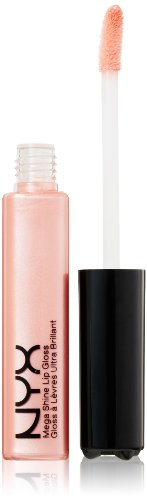NYX Goddess of the Night Mega Shine Lipgloss - Pink Frost