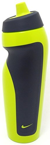 NIKE Sport Water Bottle 20oz - Lime/Black (Genuine) (Nike Sport Water Bottle 20oz compare prices)