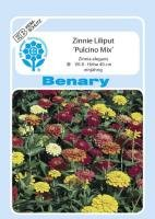 Benary Zinnie Liliput Pulcino Mix