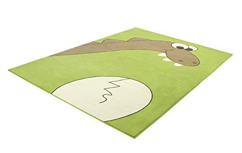 Kinderteppich Fantasia in Lime Teppichgröße: 160 x 225 cm