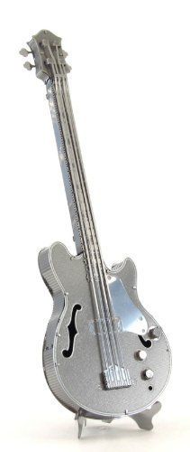 Fascinations Metal Earth 3D Laser Cut Model - Electric Bass Guitar