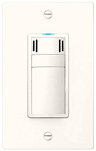 DewStop FS-300-A1 Adjustable Bathroom Fan Control Switch, Almond