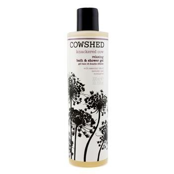 Cowshed Knackered Cow Relaxing Bath and Shower Gel 300 ml by Cowshed Products Ltd