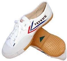 Feiyue, Scarpe da arti marziali uomo Bianco bianco, Bianco (bianco), 36 EU