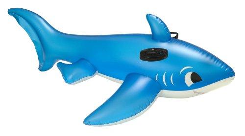 Happy Shark Pool Ride On