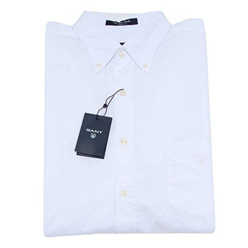 5209N camicia GANT camicie uomo shirt men bianco [L]