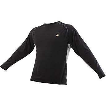 Ironclad Dri - T Long - sleeve Performance Shirt, BLACK, M