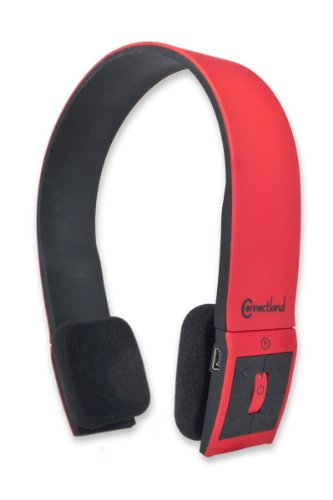 Syba CL-AUD23030 Bluetooth V2.1 Sport Band Stereo Headset - Retail Packaging - Red Syba Wireless autotags B008NIMC5W