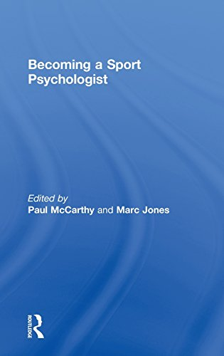 Becoming a Sport Psychologist (Tapa Dura)