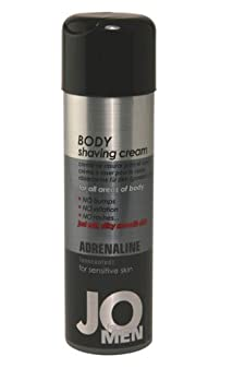 Jo Shaving Cream Men Adrenalin (Unscented)