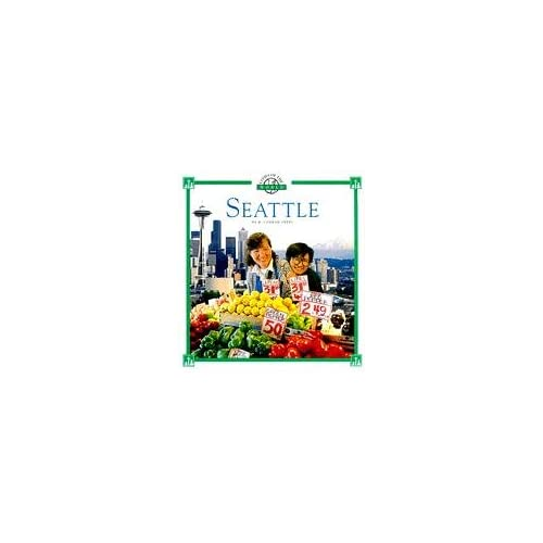 Seattle (Cities of the World (Childrens Press Paperback)) R. Conrad Stein