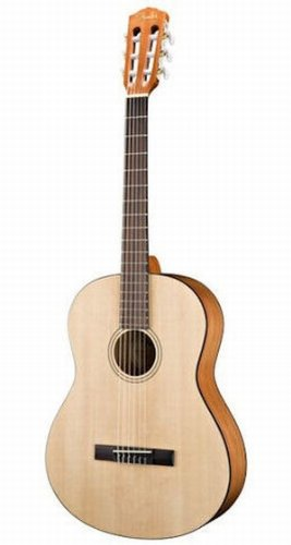 Fender ESC80 3/4 Size Classical Guitar with Rosewood Fretboard and Gigbag- Natural