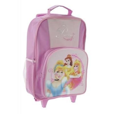 Trade Mark Collections Disney Princess Enchanted Dreams Wheeled Bag with Front Pocket