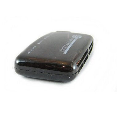 Ex-Pro All in One USB Memory Card Reader Writer USB 2.0 [CF, CFII, SD, SDHC, microSD, MS, Duo, M2, XD]