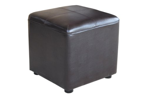 Pu - Leather Foot-stool/ Ottoman