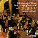 VAUGHAN WILLIAMS: Folk Songs of Britain