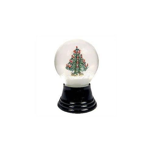 Medium Christmas Tree Snow Globe