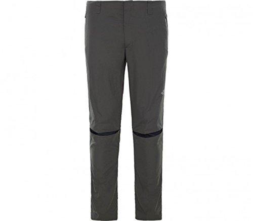 The North Face T-Chino Pantaloni da uomo Grigio Grigio asfalto 34