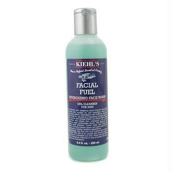 Kiehl's discount duty free Kiehls 11633828621 Facial Fuel Energizing Face Wash Gel Cleanser - 250ml-8.4oz