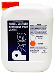P21S Gel Wheel Cleaner 5 Liter Canister