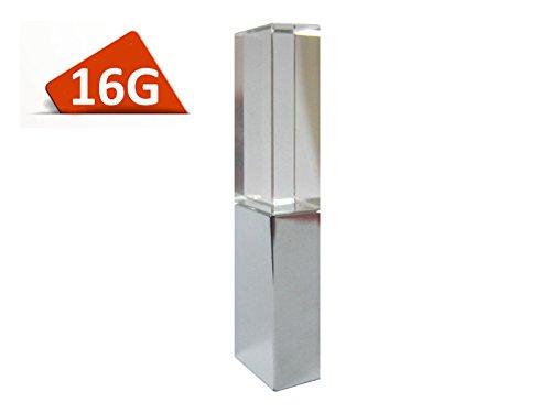High Quality Wooden Crystal Gift Metal 16gb USB 2.0 Flash Drive