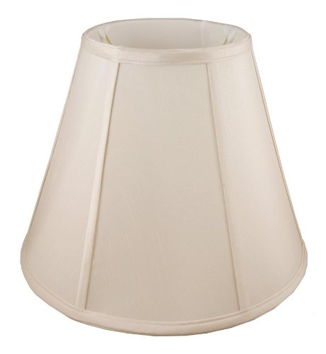 Lampshade in Natural (Type 13 – 10 in. W x 8 in. H) Reviews
