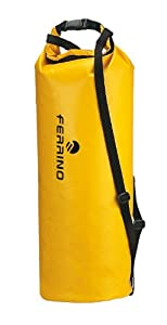 Ferrino Aquastop 70-Litre X-Large Dry Bag (Yellow) by Ferrino