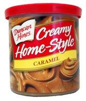Duncan Hines Caramel Cake Icing
