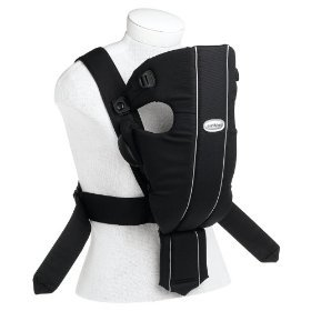 BABYBJÖRN Baby Carrier Original - City Black