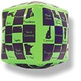 U.S. States & Capitals Quiz Cubes by Carson Dellosa