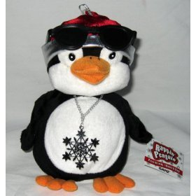 Ganz New Rappin' Penguin Musical Dancing Toy For Christmas - 8.5 inch - Buy Ganz New Rappin' Penguin Musical Dancing Toy For Christmas - 8.5 inch - Purchase Ganz New Rappin' Penguin Musical Dancing Toy For Christmas - 8.5 inch (Ganz, Toys & Games,Categories,Stuffed Animals & Toys,Animals)
