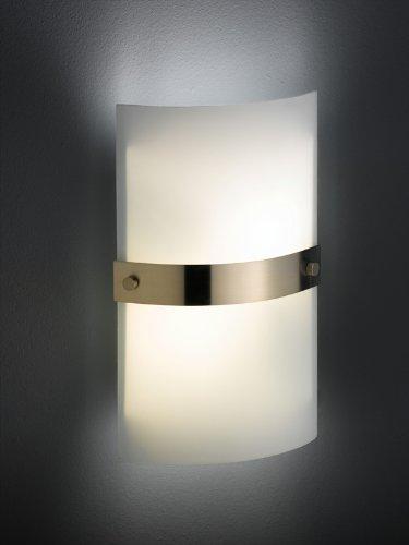 paul neuhaus 9846 55 square lampada a parete. Black Bedroom Furniture Sets. Home Design Ideas