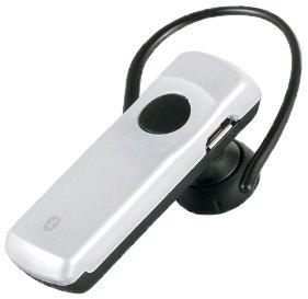 【Amazonの商品情報へ】iBUFFALO ヘッドセット Bluetooth2.0対応 [PC,Andoroid,iPhone4S,携帯電話]対応 ホワイト BSHSBE10WH