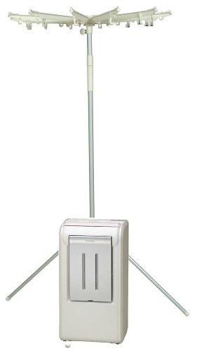 TYOTOMI プチクール・回転ものほしスタンドセット シルバー TID-M1G-SET S