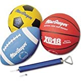 SSG/BSN Ball Set, One Size/one color