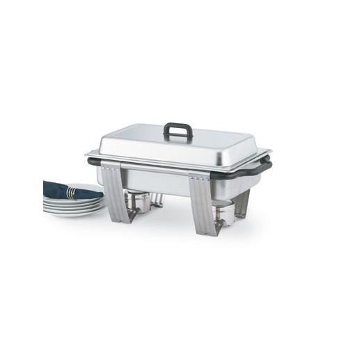 Vollrath 99860 Dakota Complete S/S 9 Qt. Rectangular Chafer