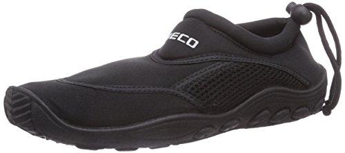 Beco Badeschuh Beco Surf- 9217, Scarpe da immersione uomo Nero nero 42 UE