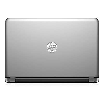 HP 15-ab125AX 15.6-inch Laptop (AMD A10-8700P/8GB/1TB/Windows 10/AMD Radeon R7 Series M360 2 GB Graphics), Natural...