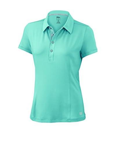 Wilson Polo W Classic Verde Menta