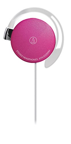Audio Technica ATH-EQ300M PK Pink | Ear-Fit Headphones