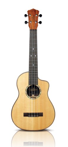 Cordoba 35Ts-Ce All Solid Tenor Cutaway Electric Ukulele