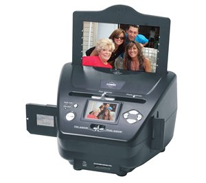 New Cobra Digital 3 in 1 Photo scanner HD 3600dpi resolution Large 2.4 inch LCD display