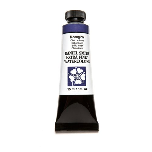 Daniel Smith Extra Fine Watercolor 15ml Paint Tube, Moonglow (US.AZ.13.95-0-B001PT6Y46.387)