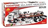 Cobi McLaren MP4-26 F1 2011 Racing Car & Low Loader