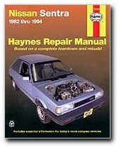 Haynes Manuals 72050 Nissan Sentra 82-94 (Haynes Nissan Sentra compare prices)