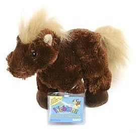 Webkinz Original Brown Horse - 1
