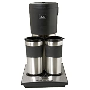 Coffee Maker For Travel Mug : Amazon.com: 2 Travel Mug Coffee Maker: Electronics