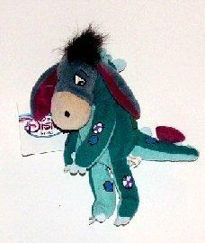 Disneys 9 Inch Dinosaur Eeyore - 1