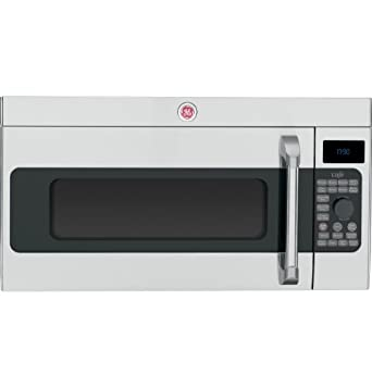 GE CVM1790SSSS Cafe 1.7 Cu. Ft. Stainless Steel Over-the-Range Microwave - Convection